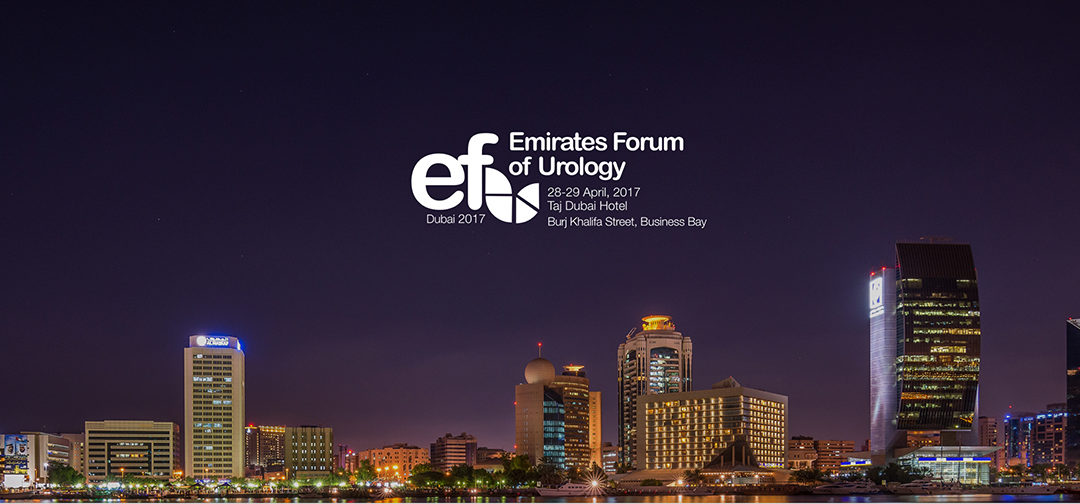 EMIRATES FORUM OF UROLOGY |  2ND MIDDLE EAST MASTERCLASS