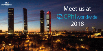 CPHI WORLDWIDE 2018 | LET'S MEET